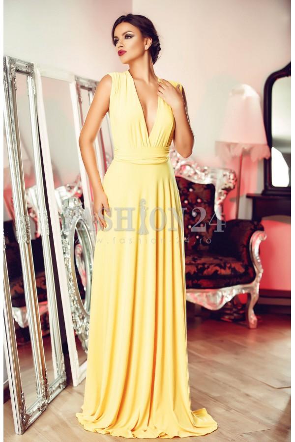 Rochie Yellow Versatile