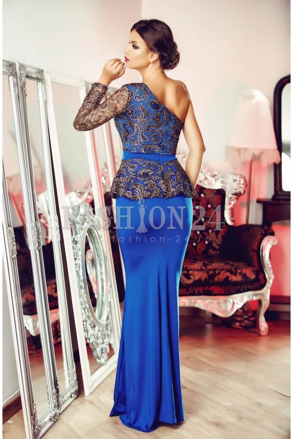 Rochie De Seara Rich Elite Blue