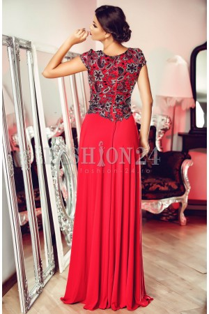 Rochie Red Scenery