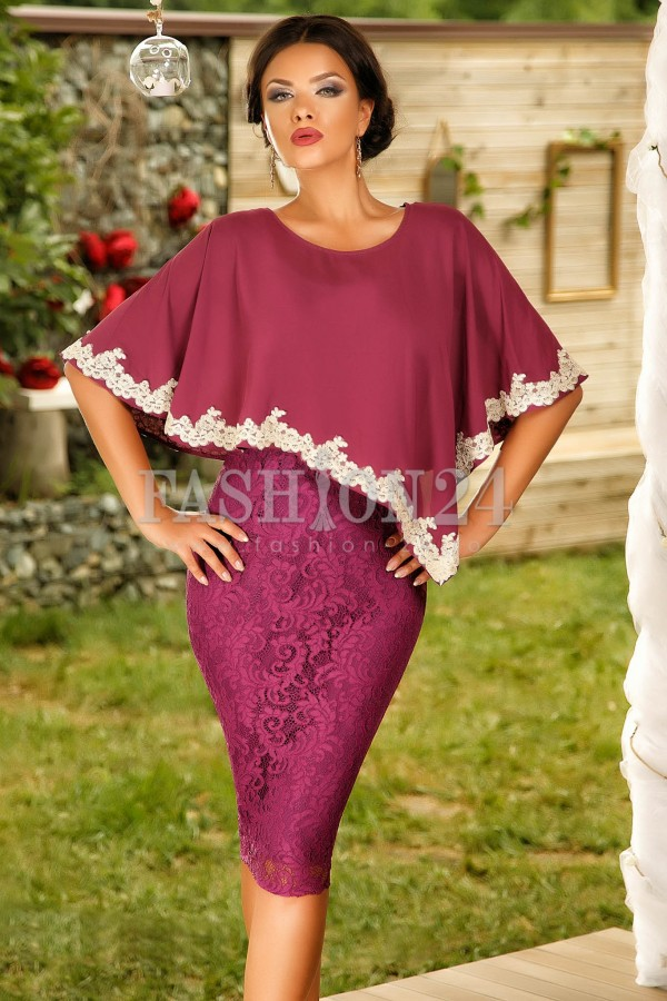 Rochie Elora Purple