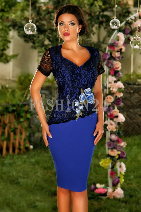 Rochie Blue Freedom