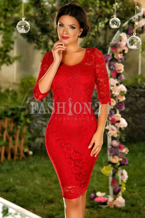 Rochie Red Soul