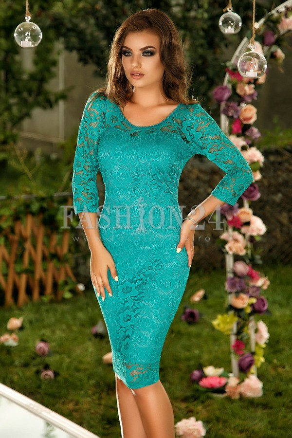 Rochie Turquoise Soul