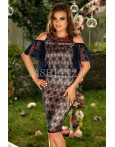 Rochie Blue Accuracy