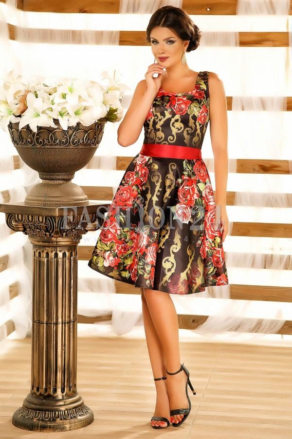 Rochie Elegant Red