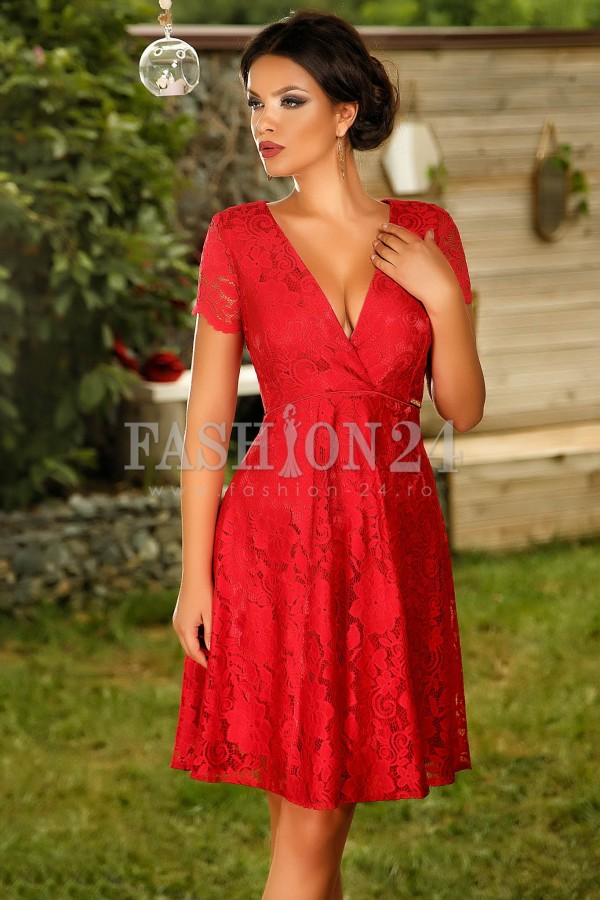 Rochie Red Opportunity