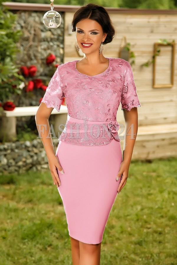 Rochie Eloise Pink