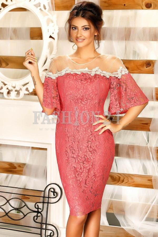 Rochie Corai Sleeves