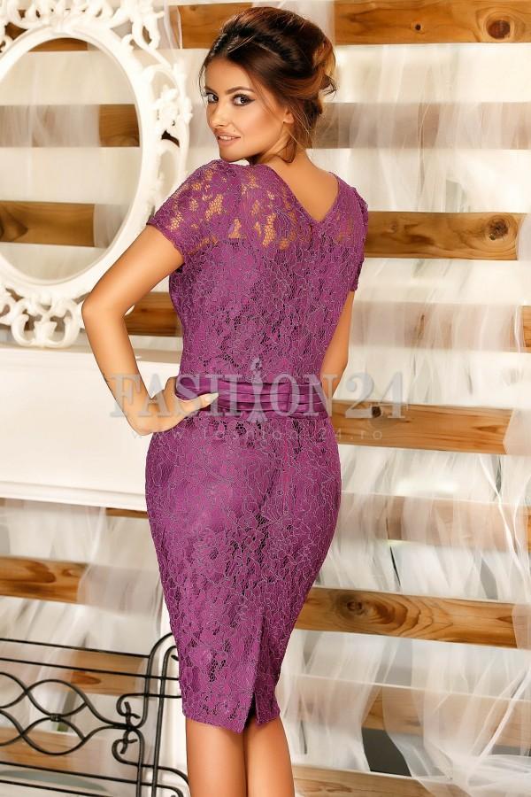 Rochie Christine Purple