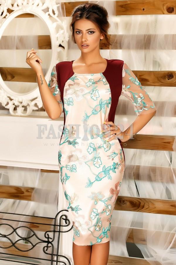 Rochie Gracie Turquoise