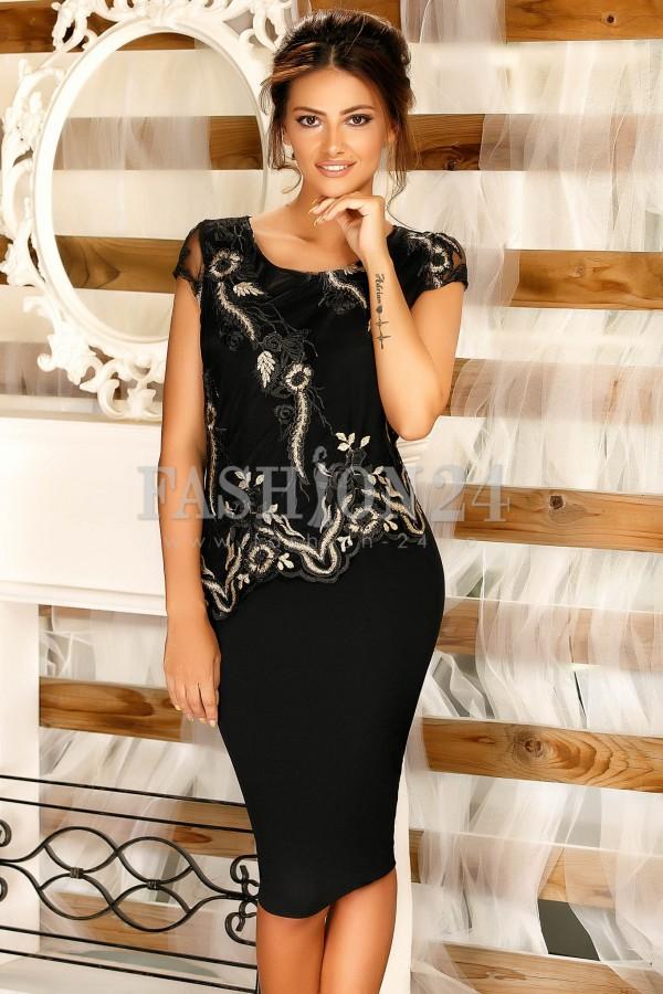 Rochie Raven Black