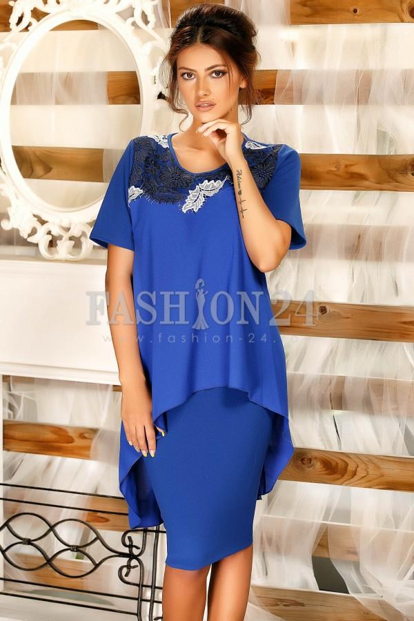 Rochie Elvira Blue New