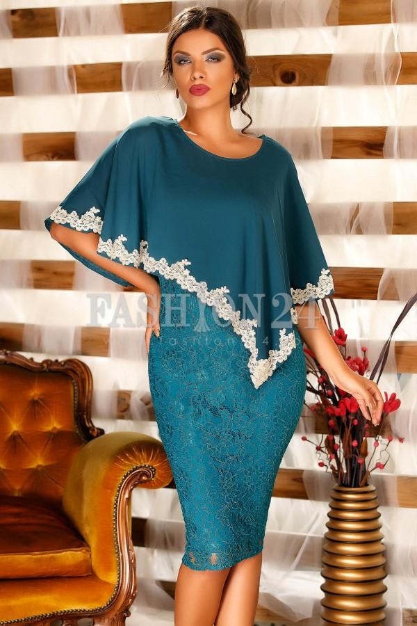 Rochie Elora Turquoise