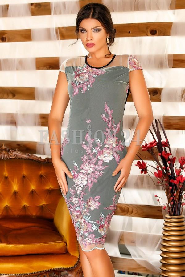 Rochie Pink Gleam New