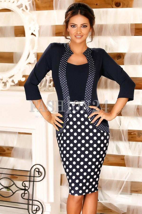Rochie Catherine Navy