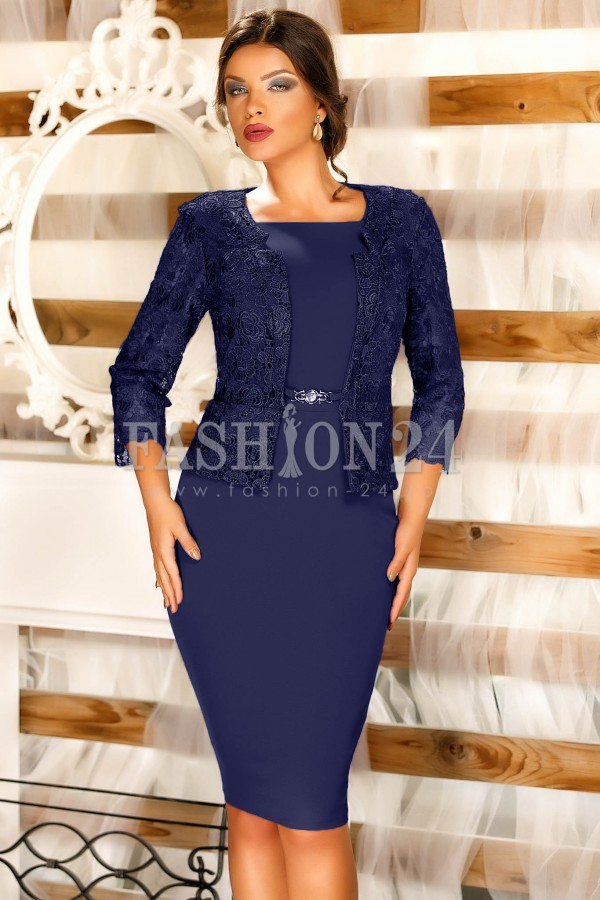 Rochie Courtney Navy