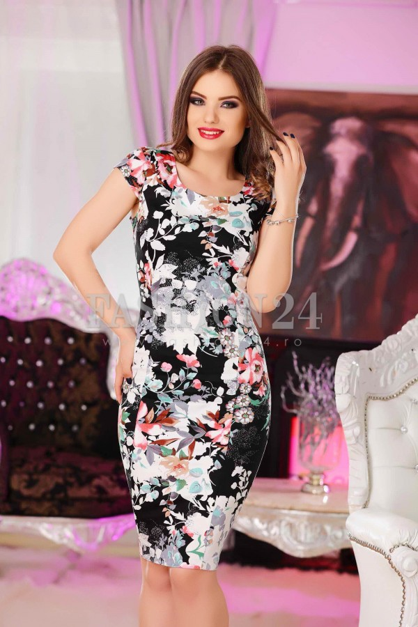Rochie Special Flowers