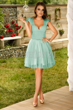 Rochie Turquoise Fantasy