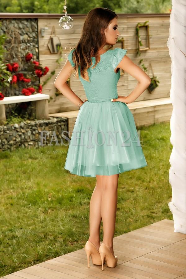 Rochie Turquoise Fantasy