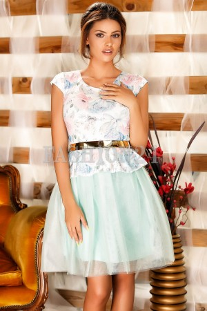 Rochie Lane Turquoise