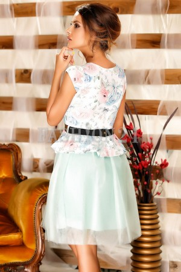 Rochie Lane Turquoise