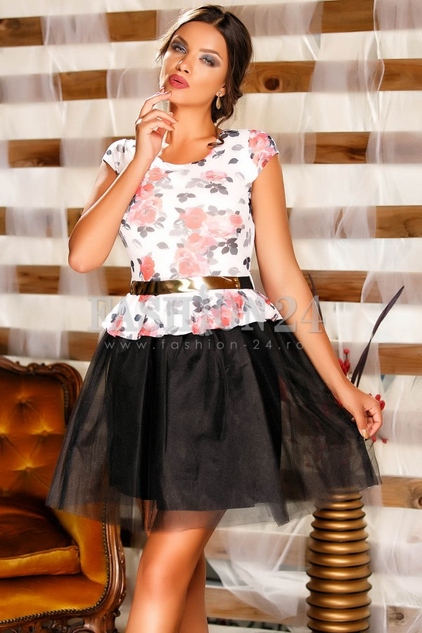 Rochie Lane Black