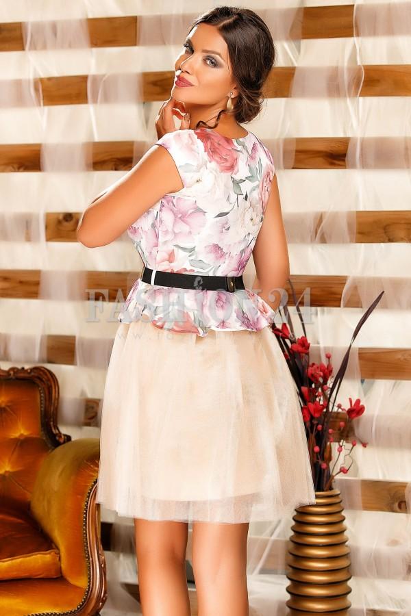 Rochie Lane Beige
