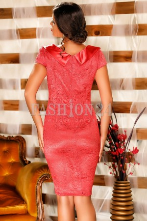 Rochie Coral Lace