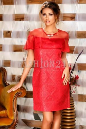 Rochie Elaine Red