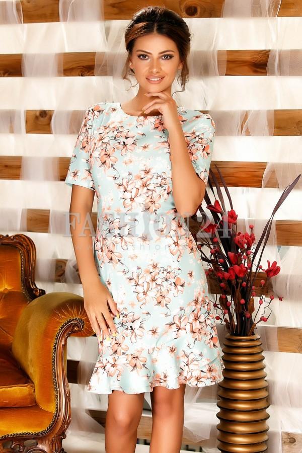Rochie Abbey Azure