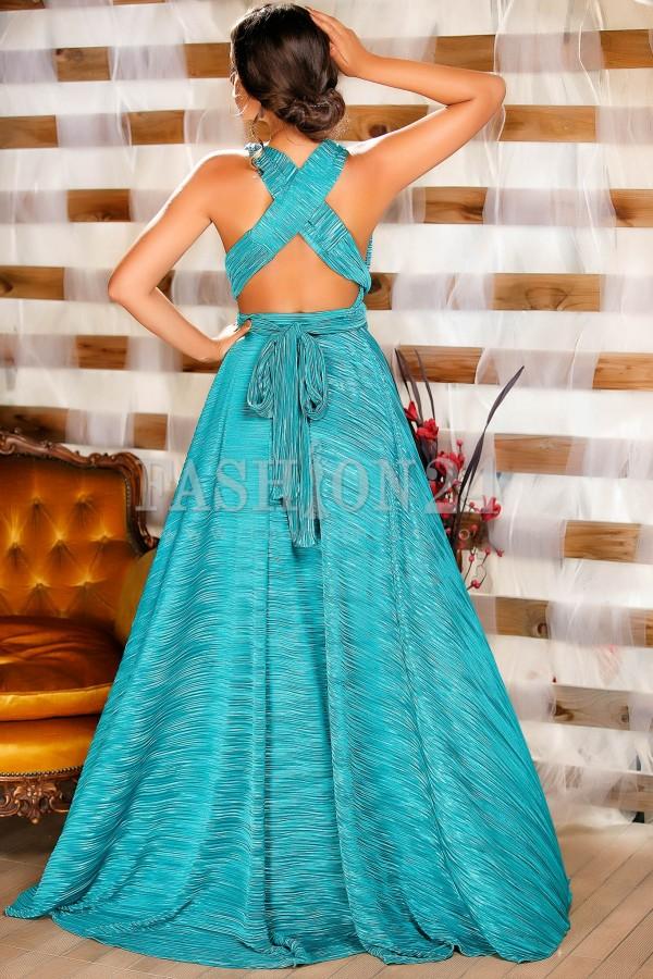 Rochie Special Versatile Turquoise