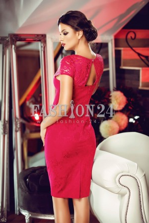 Rochie Selective Red
