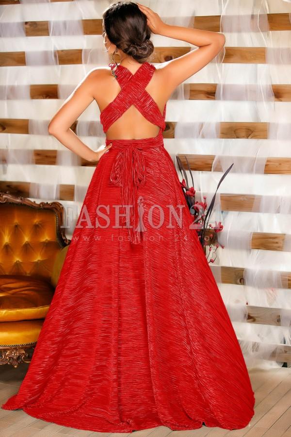 Rochie Special Versatile Red