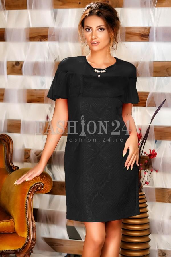 Rochie Elaine Black