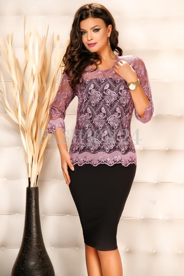 Rochie Devon Purple