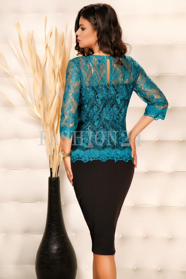 Rochie Devon Turquoise
