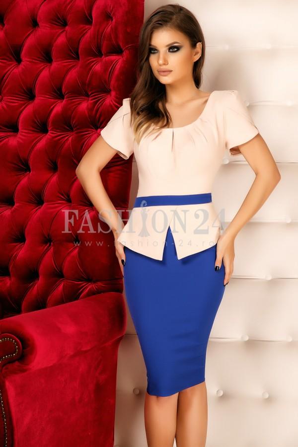 Rochie Alma Blue