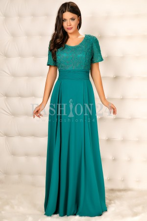 Rochie Tacey Green