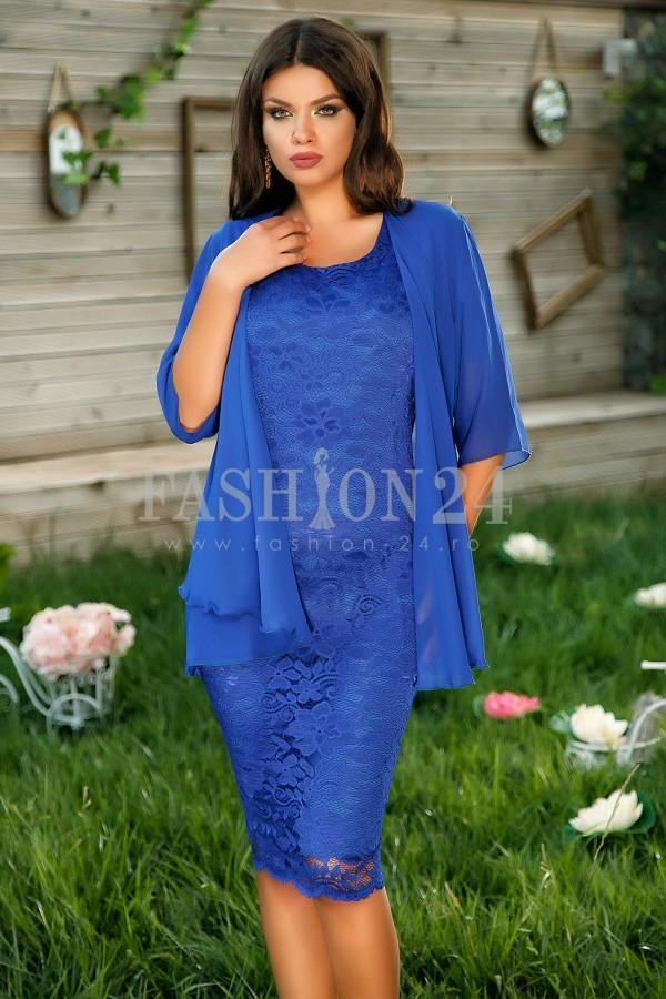 Rochie Blue Bolero