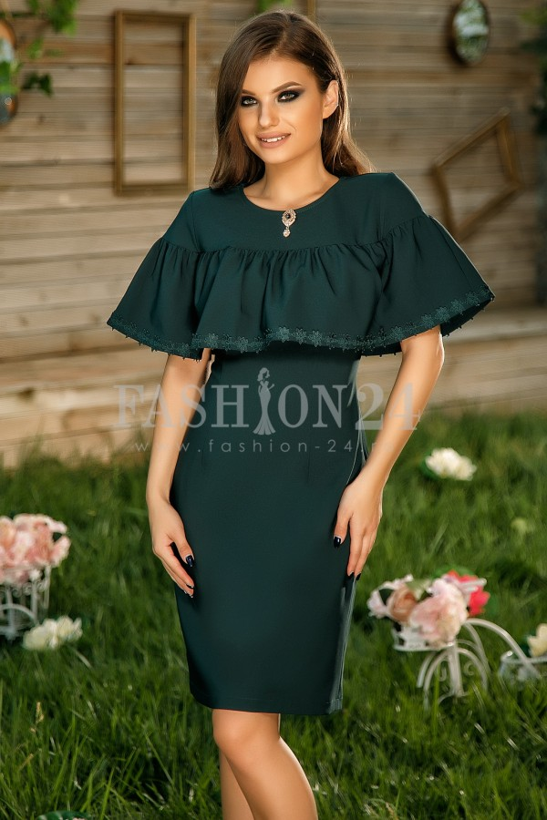 Rochie Ailyne Green