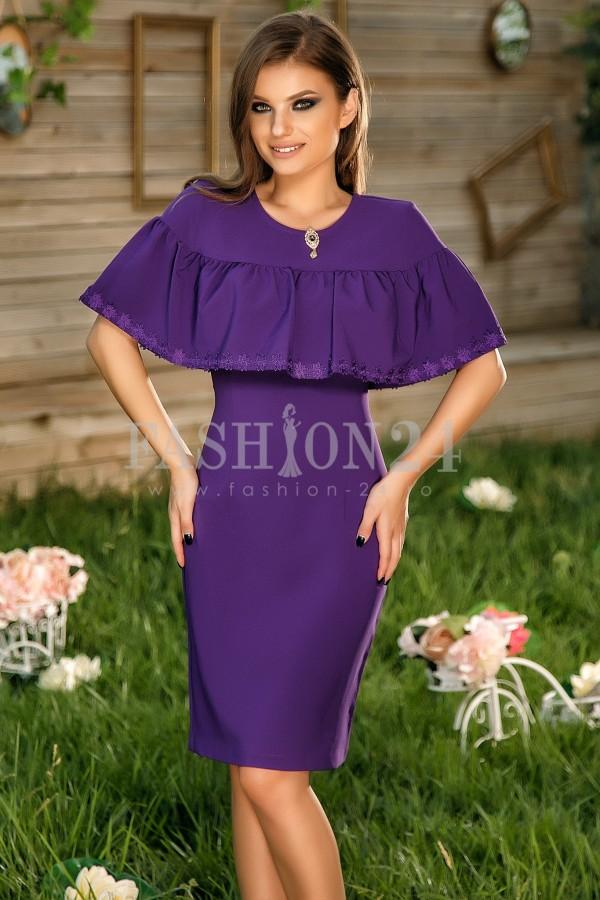 Rochie Ailyne Purple