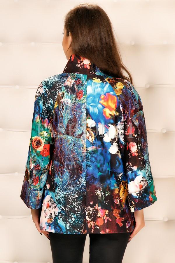 Palton Cu Imprimeuri Marisa