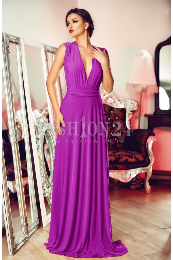 Rochie Light Purple Versatile