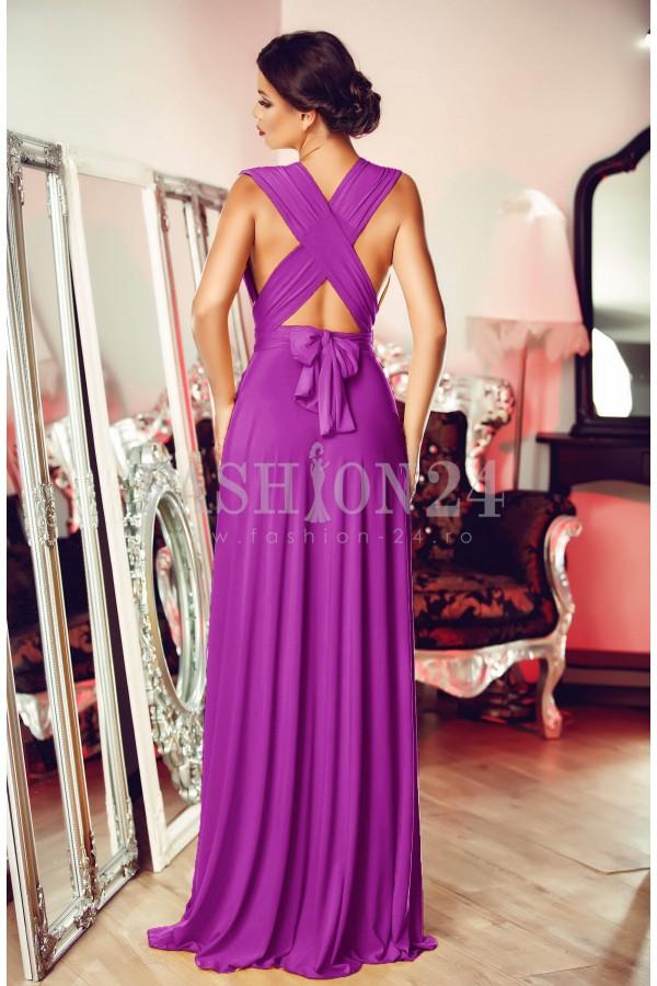 Rochie Dark Purple Versatile
