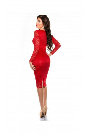Rochie Like Red