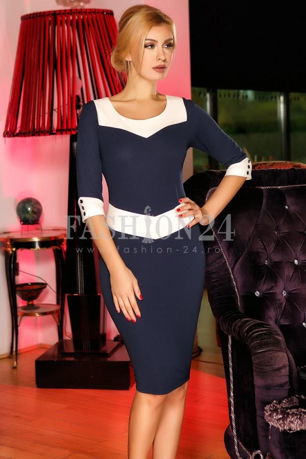 Rochie Aida Navy