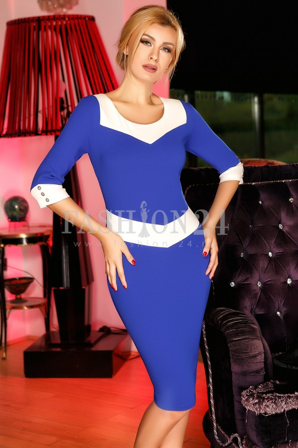 Rochie Aida Blue