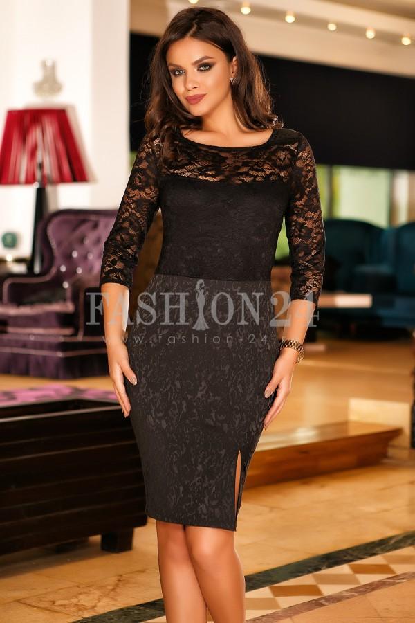 Rochie Sydney Black