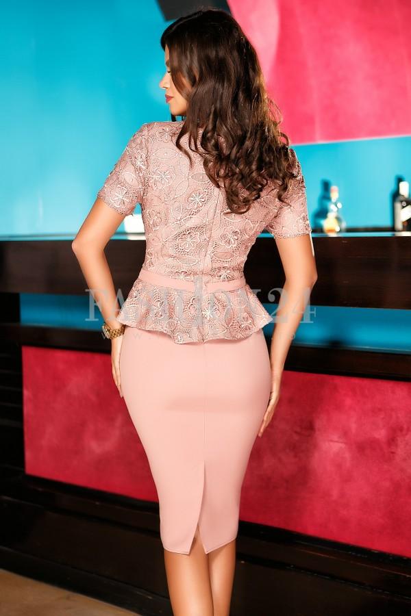 Rochie Britney Pink