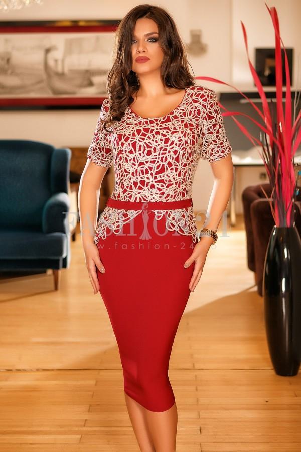 Rochie Isabel Gold